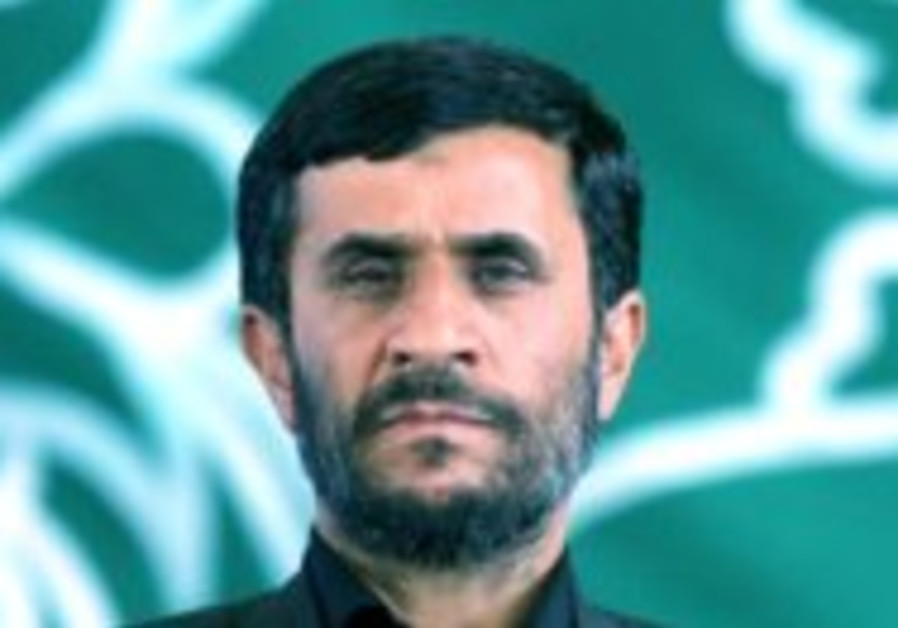 Can Ahmadinejad lose the election?