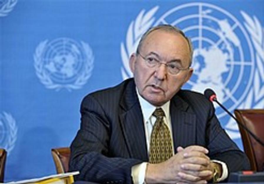 Goldstone: Israel should cooperate