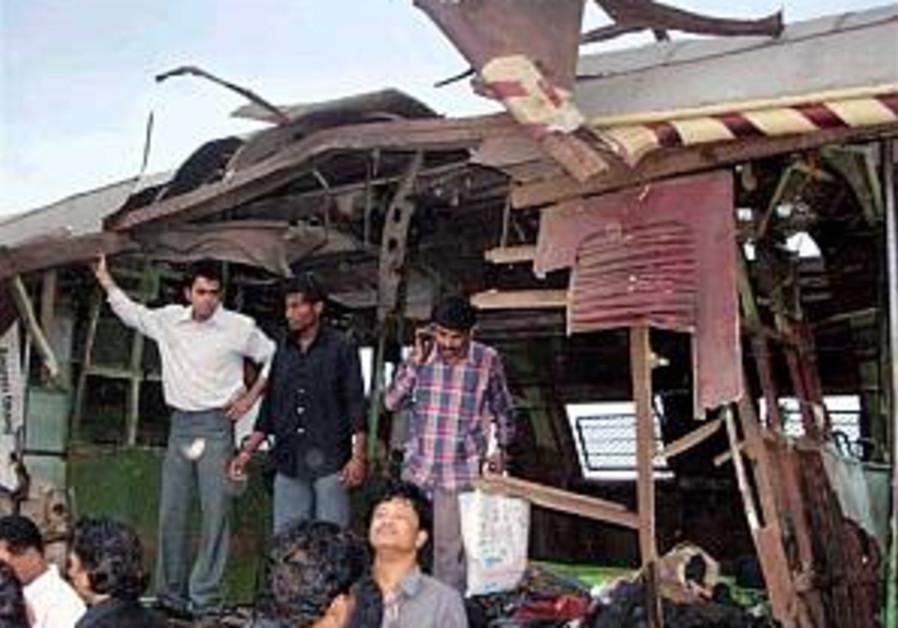 65 dead in India train fire; Pakistan: It's 'act of terror'