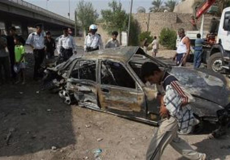 Iraq car bomb kills 23