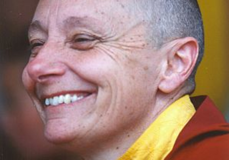 Buddhist nun here to teach meditation