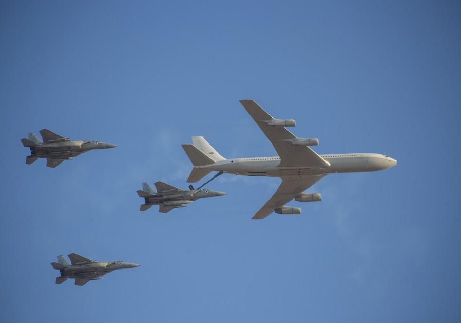 Boeing 707 Re'em