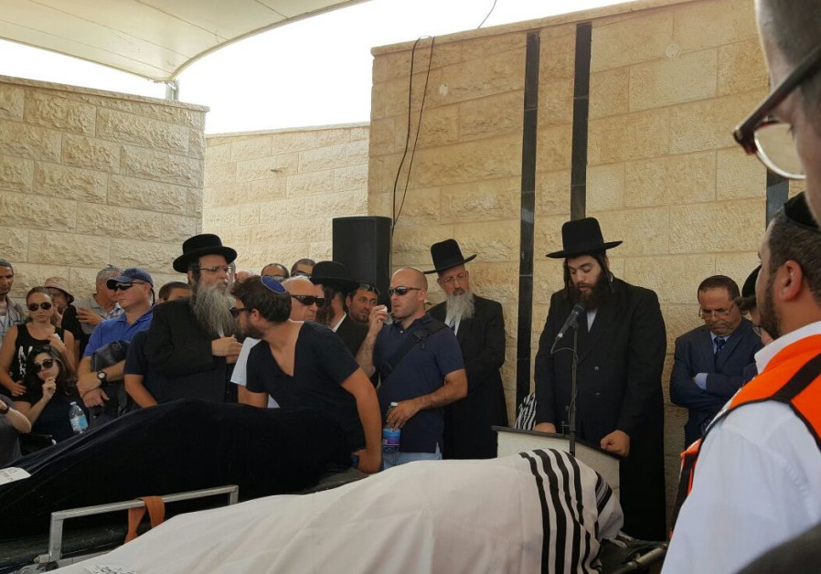 Slain members of the Salomon family are laid to rest