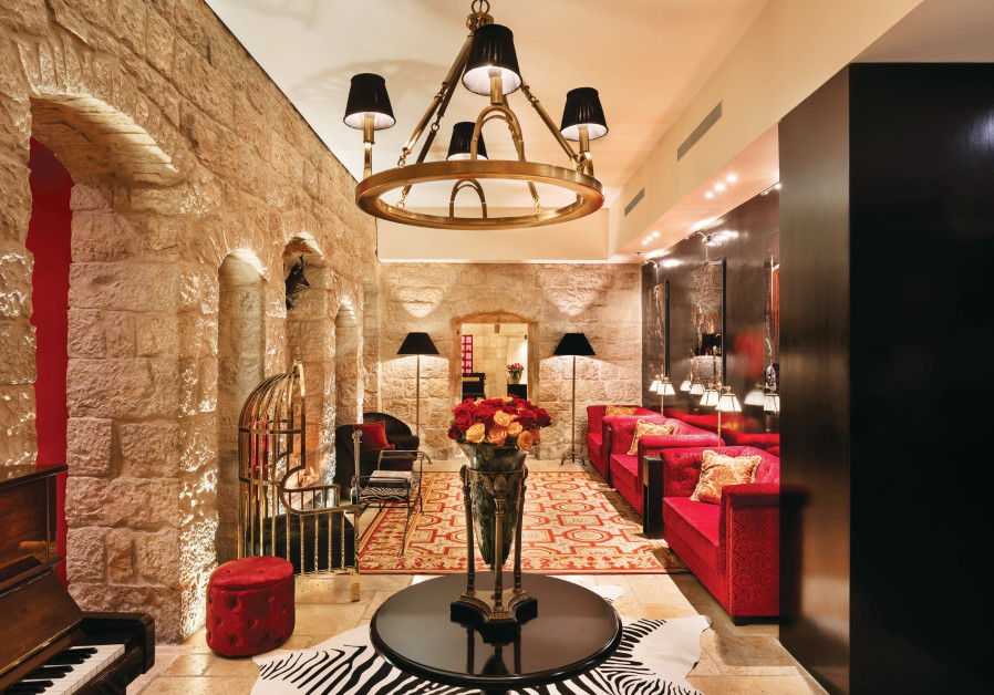 Hotel Review: Go the way of the prophets with the Villa Brown