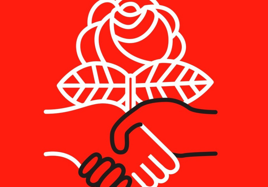 Democratic Socialists of America logo