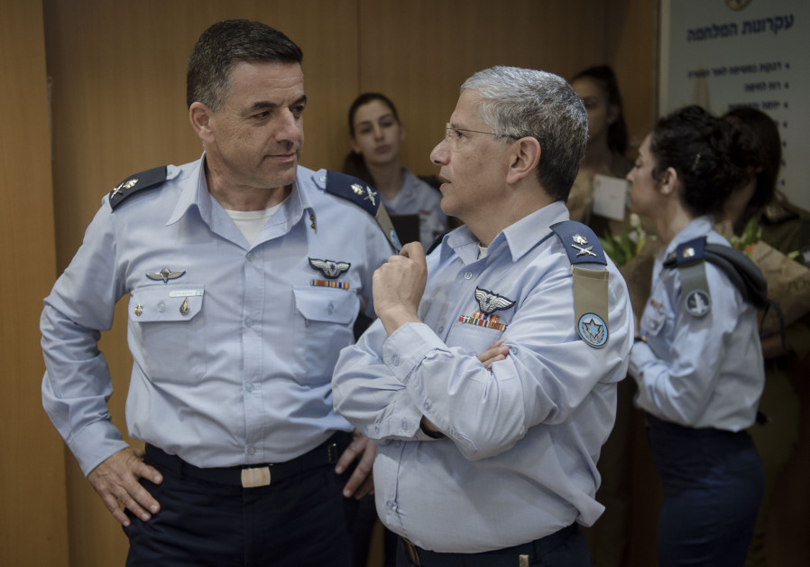 IDF appoints new Air Force commander