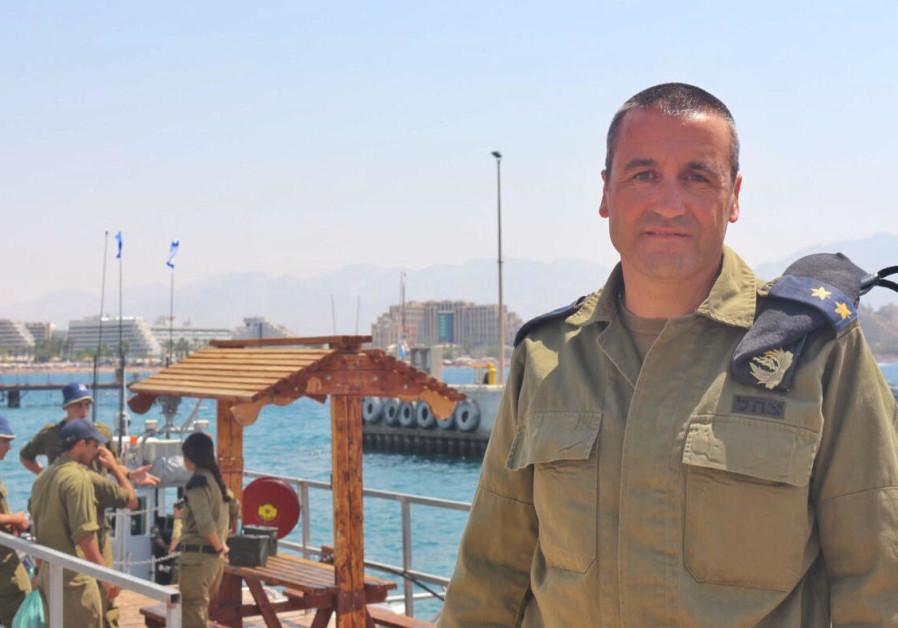 Lt. Col. Oren Nahbas