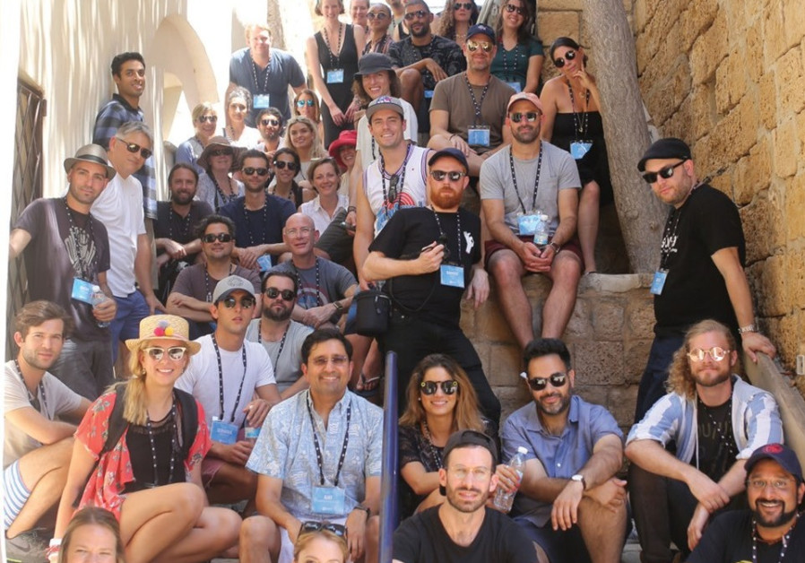 Virtual reality tour, Israel