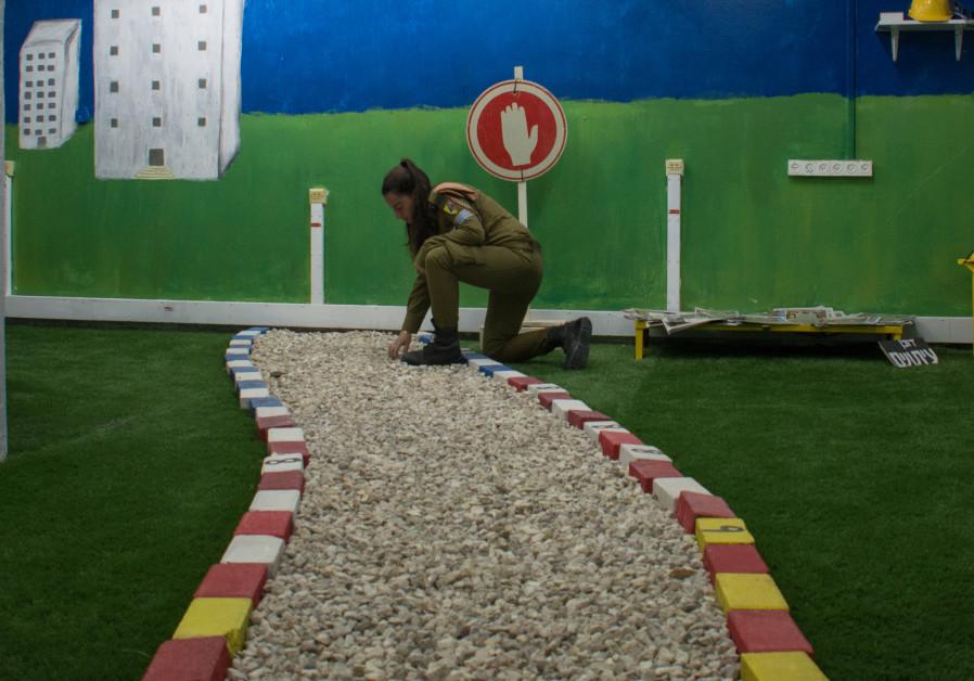 IDF escape room