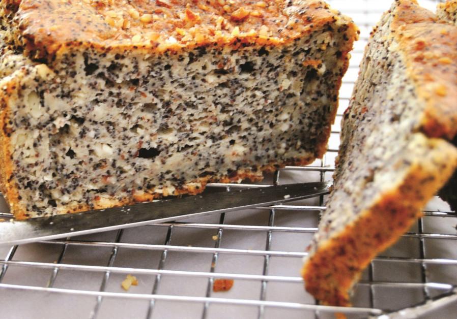 Israeli Poppy Seed Cake Recipe