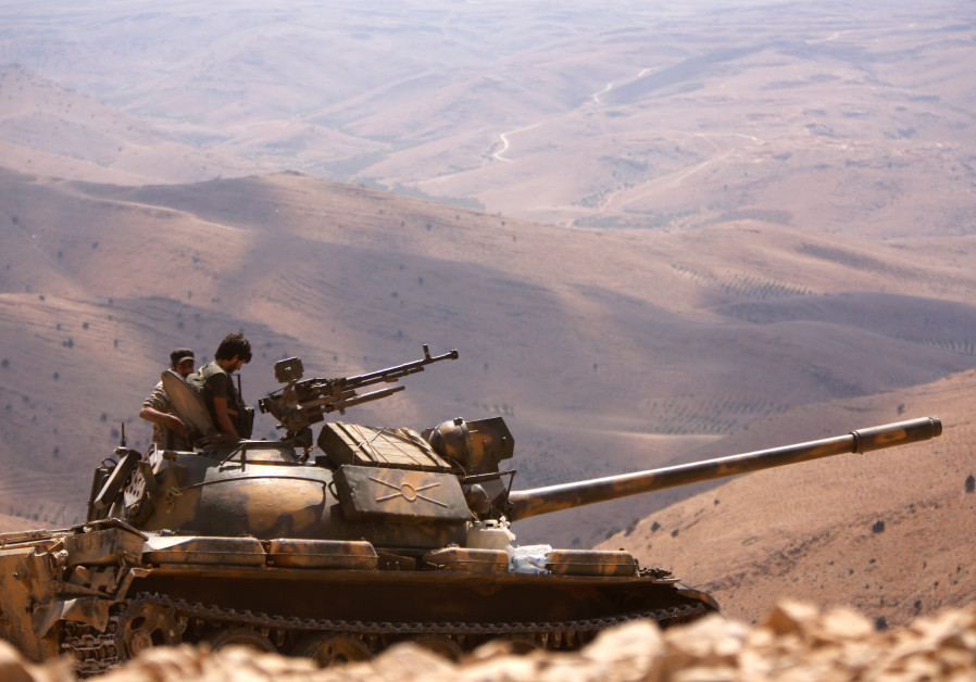 What the Syrian regime's assault on ISIS means for the region