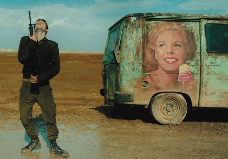 Controversial Israeli film 'Foxtrot' wins award at Venice Int'l Film Festival