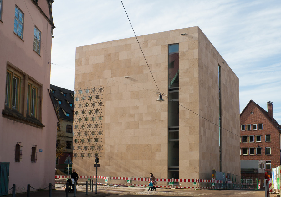 German police: Antisemitism is possible cause for attacks on Synagogue