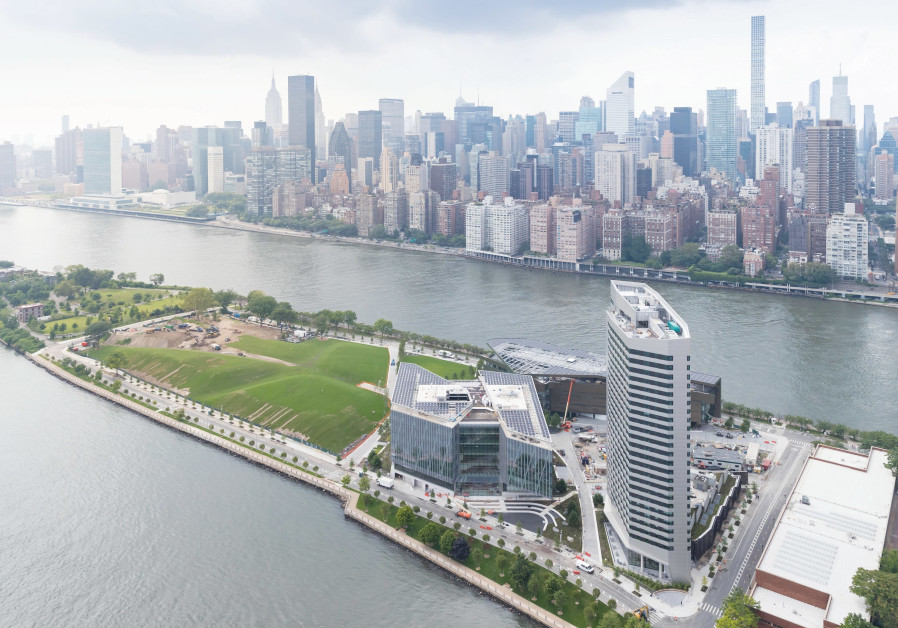 Technion and Cornell University open joint campus in New York