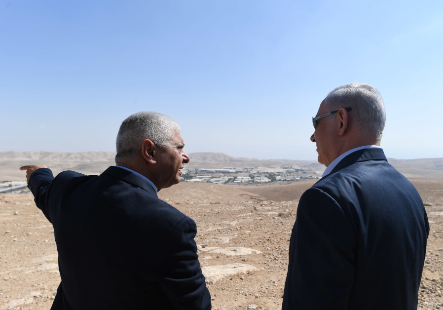 Israeli PM Netanyahu vows to build more illegal Jerusalem settlements