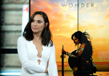 Gal Gadot attends Build Presents The Cast Of
