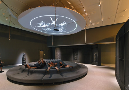 "The ""Sound"" exhibition at the Design Museum Holon"