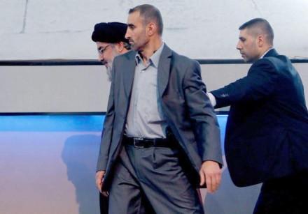 Hezbollah bodyguard