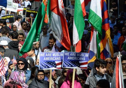 Muslim Day Parade, September 2016