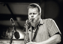 CHICAGO-BASED reedman Ken Vandermark