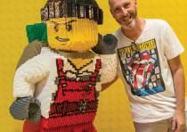 Avi Morgenstern, Lego Park