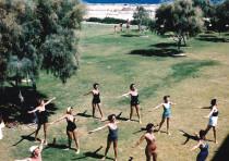 Independence Park, Tel Aviv, 1952.