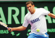 Israel's new Davis Cup captain Harel Levy faces a tough task after replacing Eyal Ran just one month