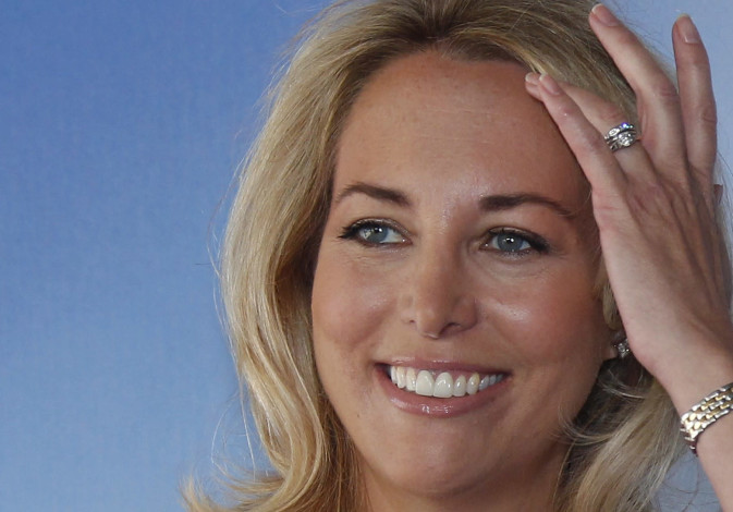 Former CIA operative Valerie Plame Wilson poses during a photocall for the film Fair Game at the 36t