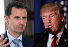 Assad and Trump